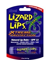 Lizard Lips, SPF 22, Lip Balm, Better Skin Store, Las Vegas